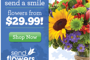 SendFlowers.com - Flower Delivery (US only)